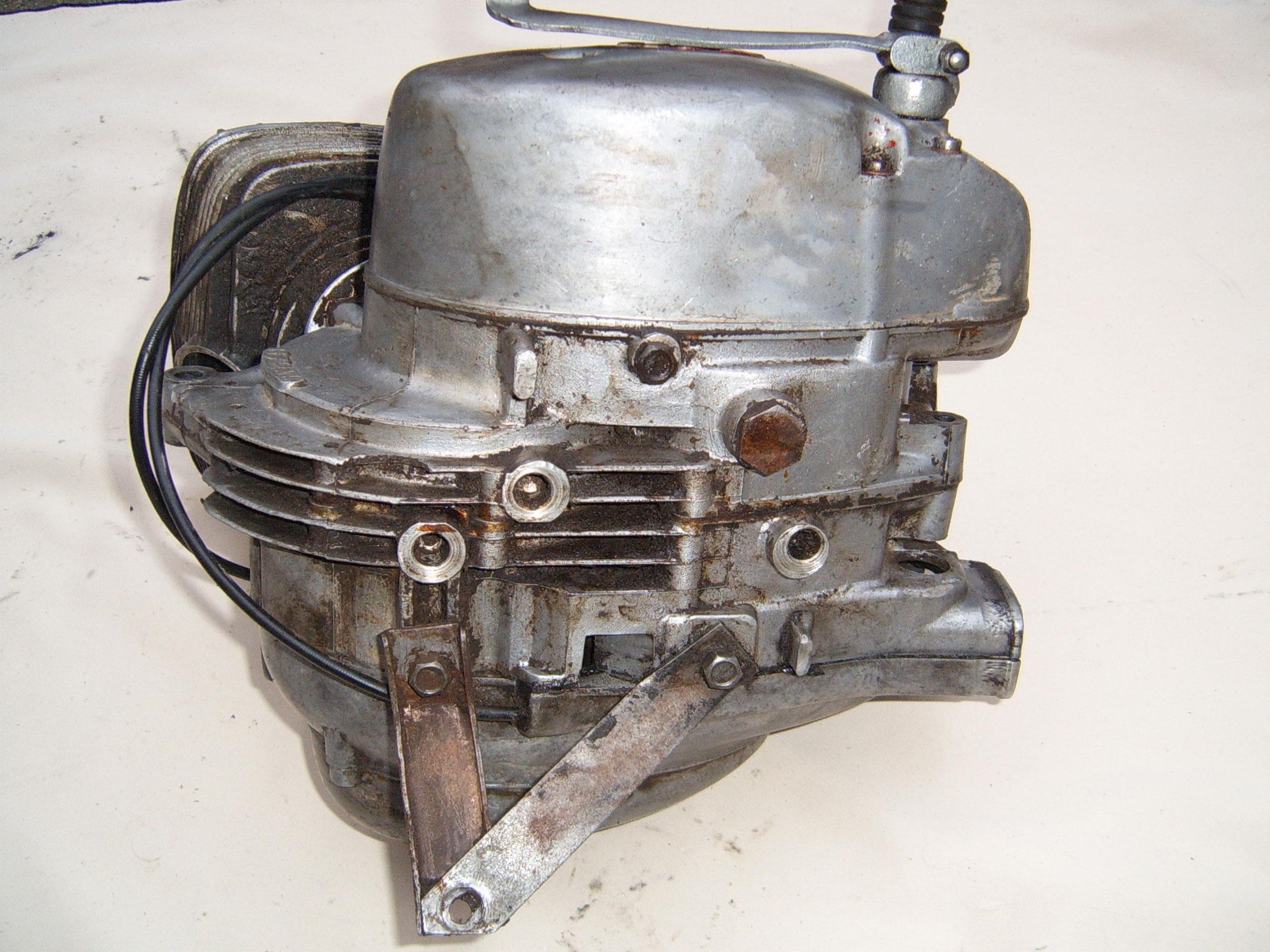 Motor MM 150/2 MZ ES 150/1 TS 150 - mz-es.de Ersatzteileshop
