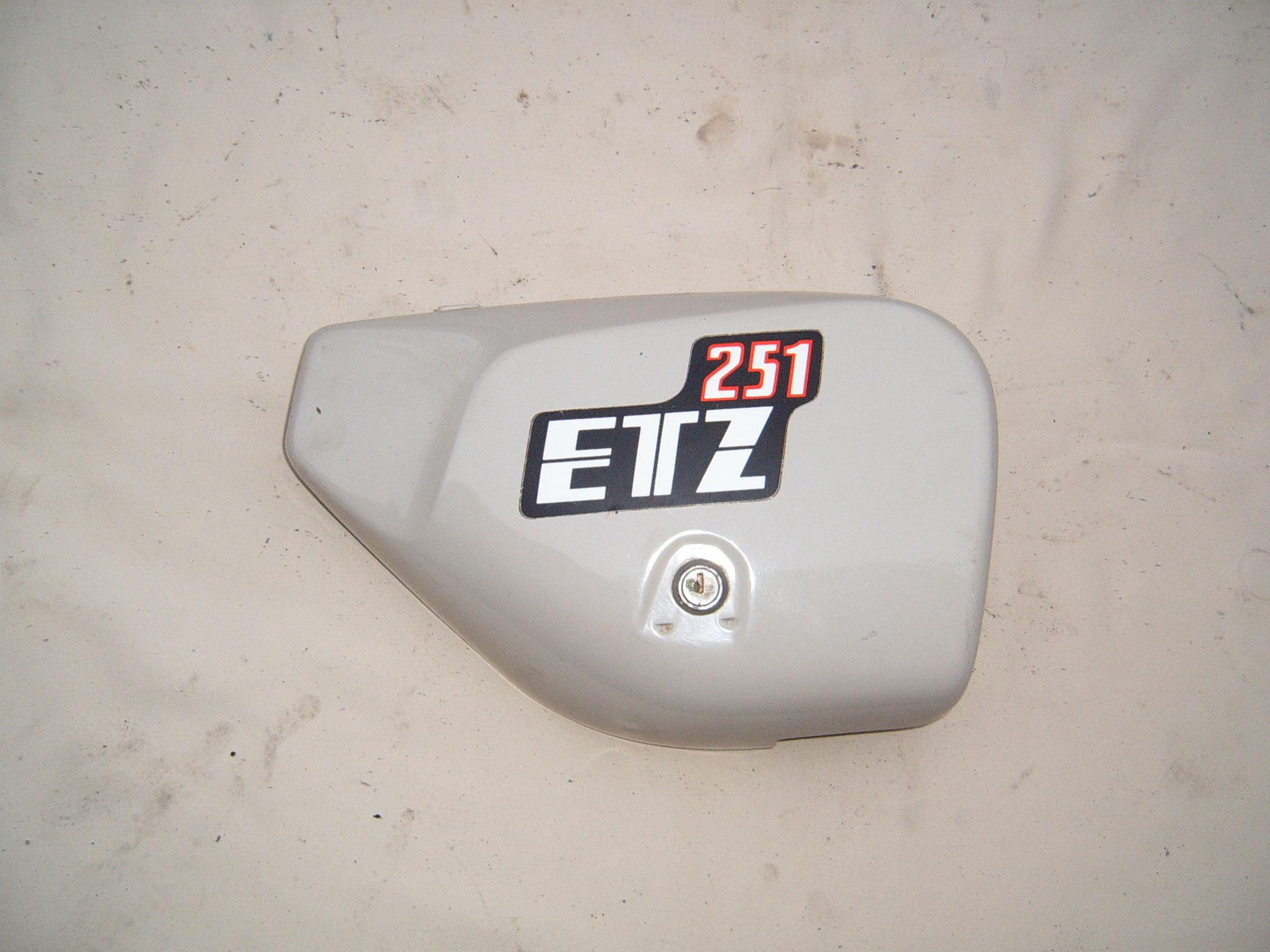 Batteriedeckel passend für MZ ETZ