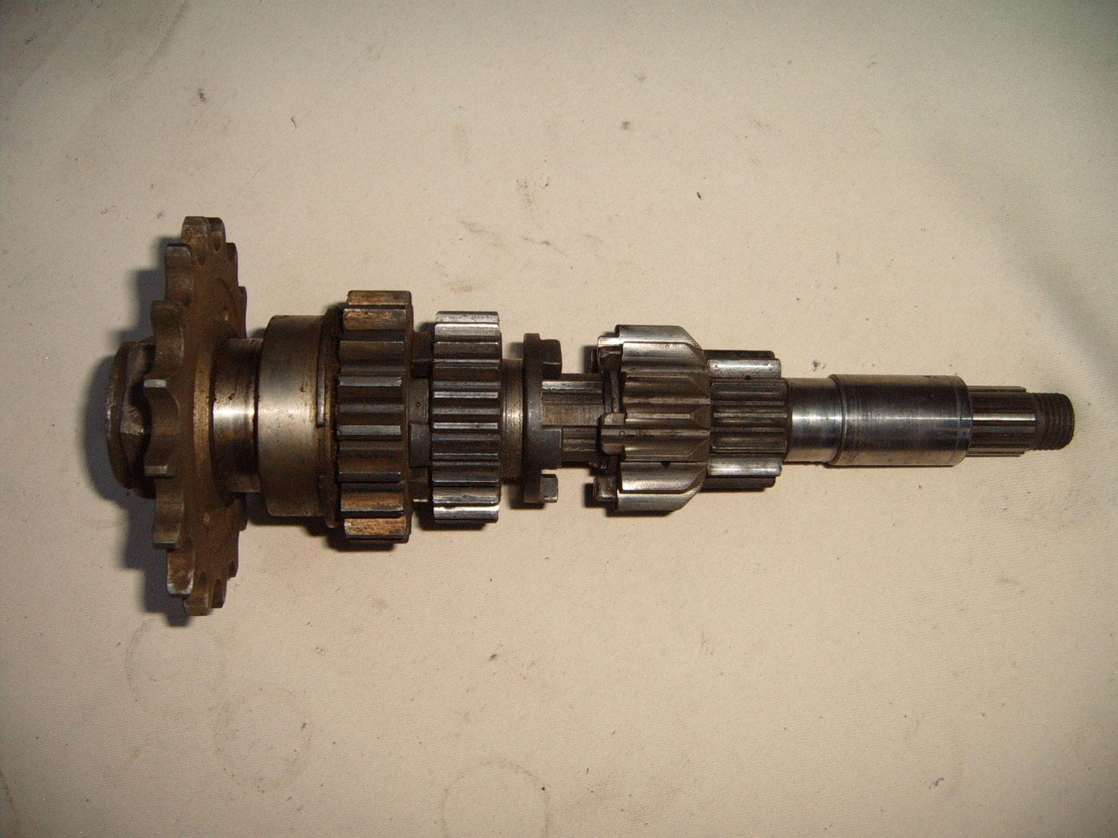 Kettenrad Ritzel 14 Zahn für IFA MZ RT 125//0,1,2
