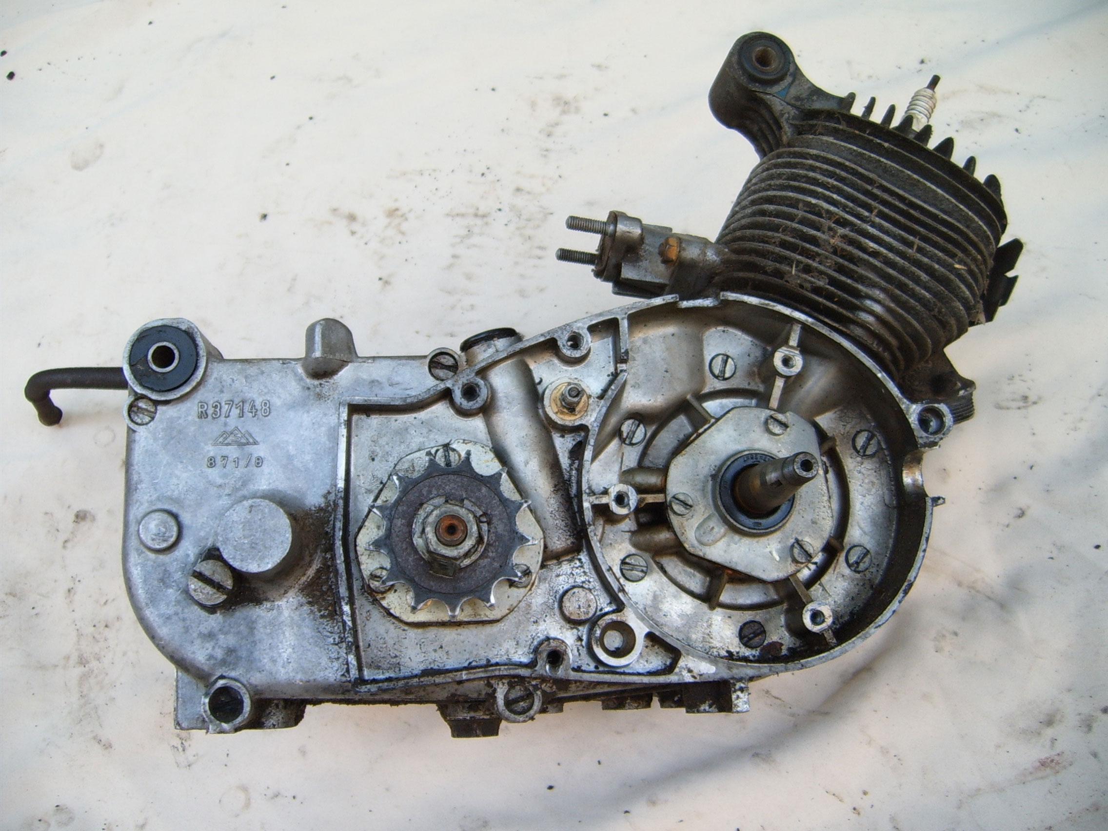 Hycomat Motor Duo Simson Schwalbe KR 51, mz-es.de Ersatzteileshop