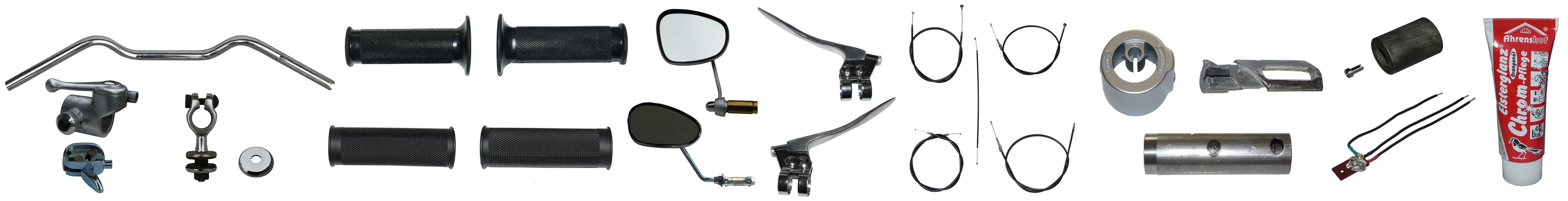 EMW R 35 Ersatzteile Lenker Armaturen