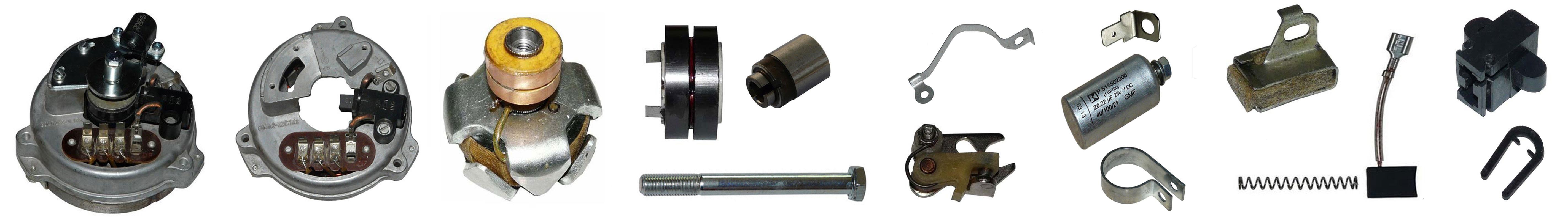 Ersatzteile Lichtmaschine MZ ETZ 125 MZ ETZ 150