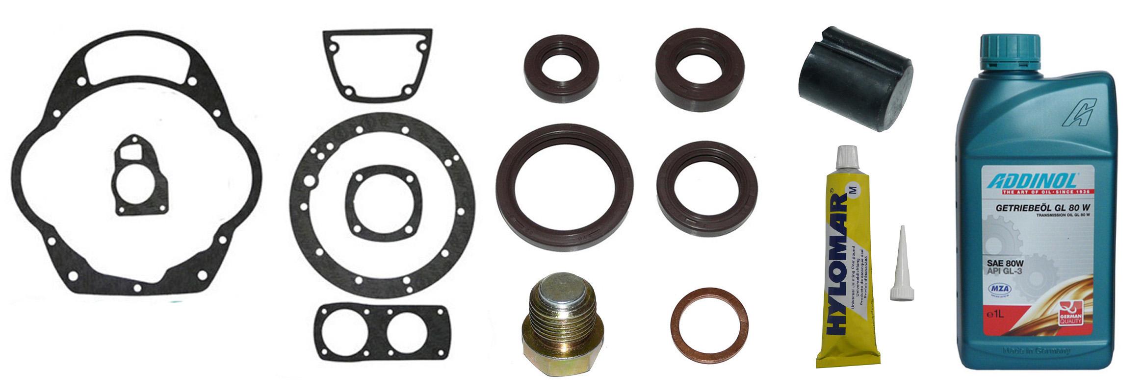 IFA MZ BK 350 Ersatzteile Getriebegehäuse