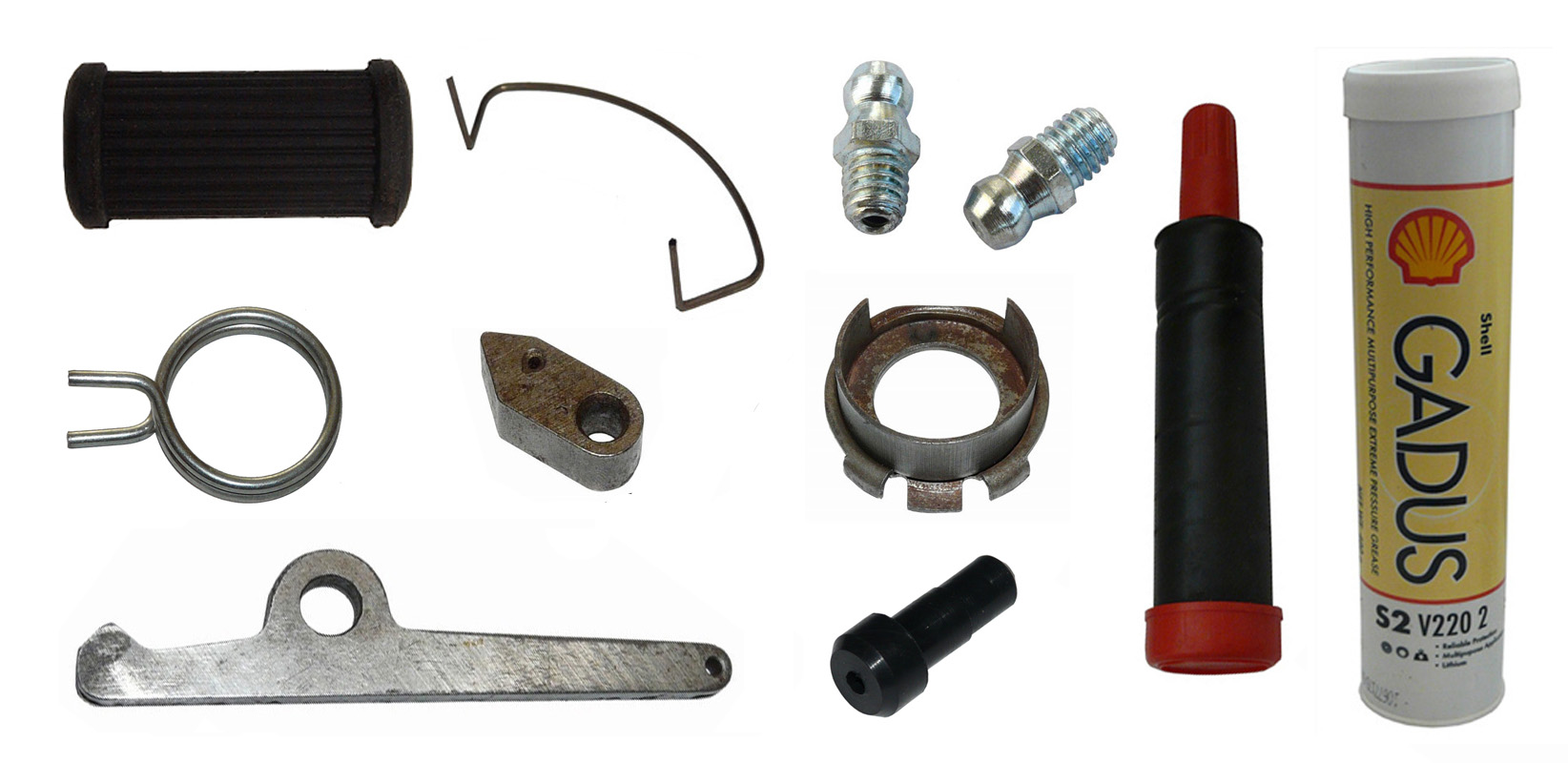 IFA MZ BK 350 Ersatzteile Getriebe Schaltung