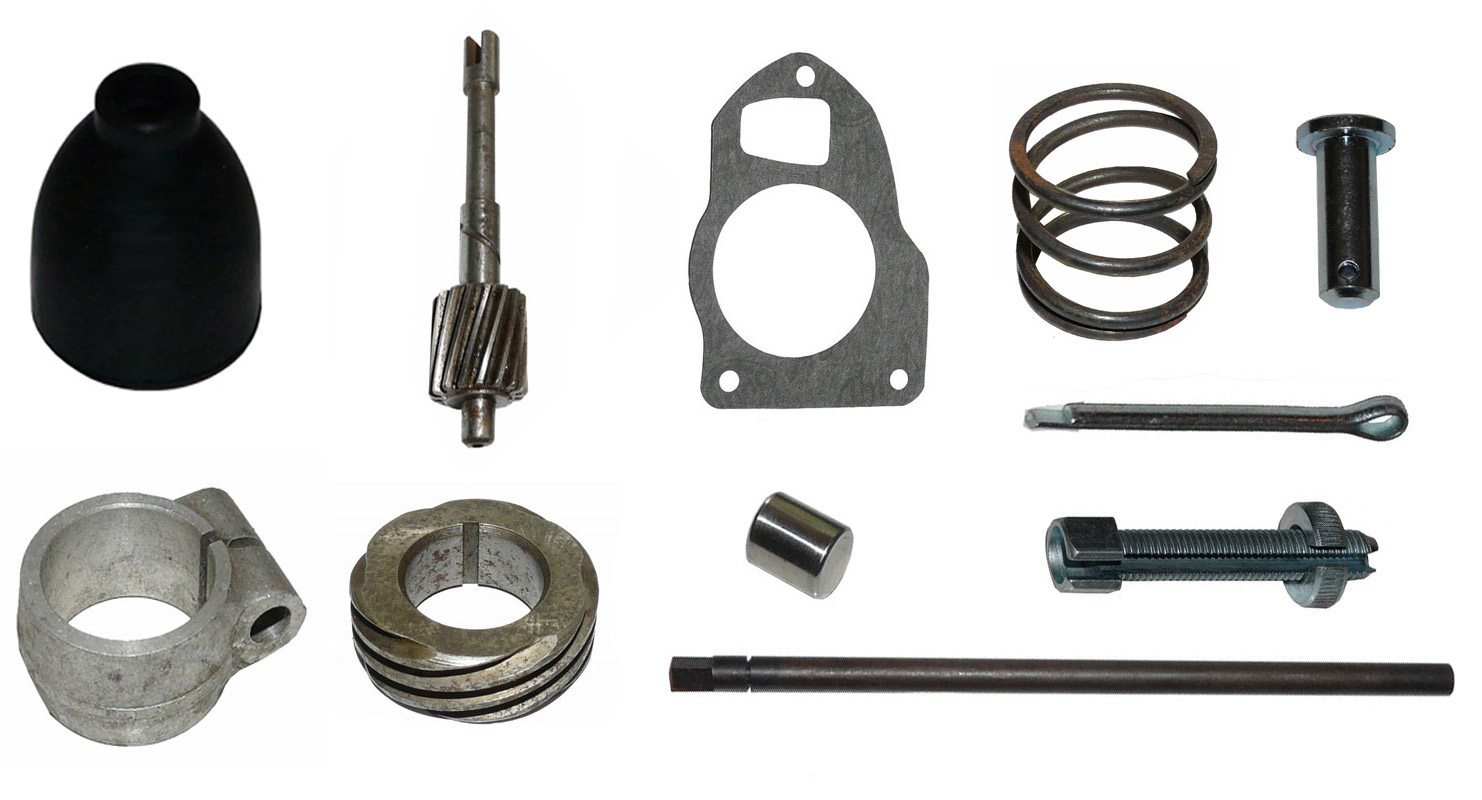 IFA MZ BK 350 Ersatzteile Getriebe Tachoantrieb