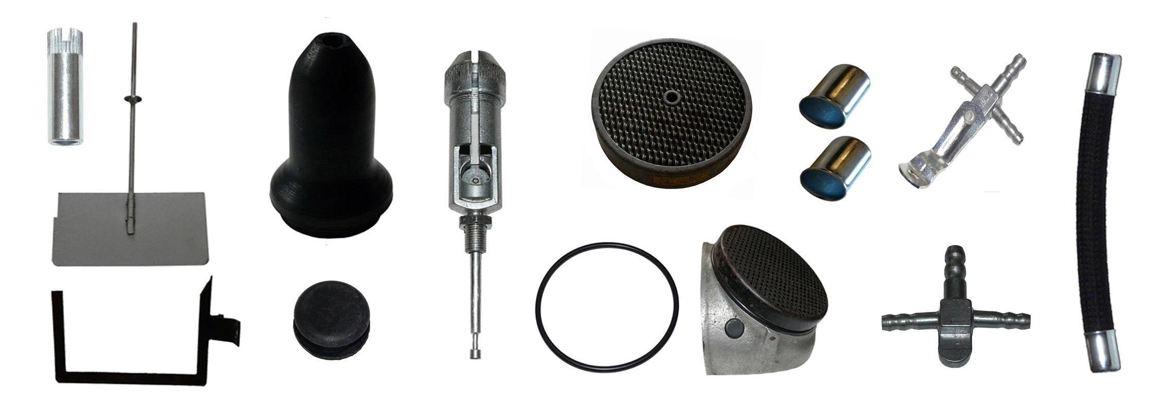 IFA MZ BK 350 Ersatzteile Luftfilter Vergaser