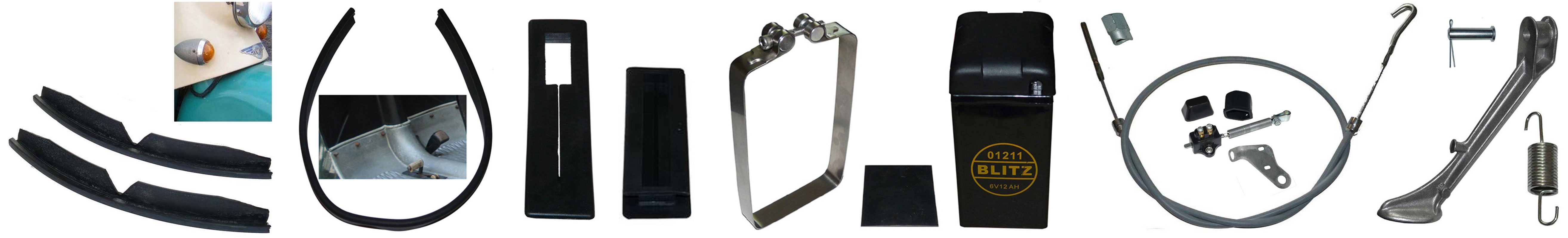trittbrett schutzblech iwl berlin sr 59 ddr. Black Bedroom Furniture Sets. Home Design Ideas