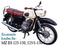 Ersatzteile kaufen für Motorrad MZ ES 125-150, 125/1-150/1