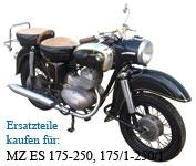 Ersatzteile kaufen für Motorrad MZ ES 175-250, 175/1-250/1