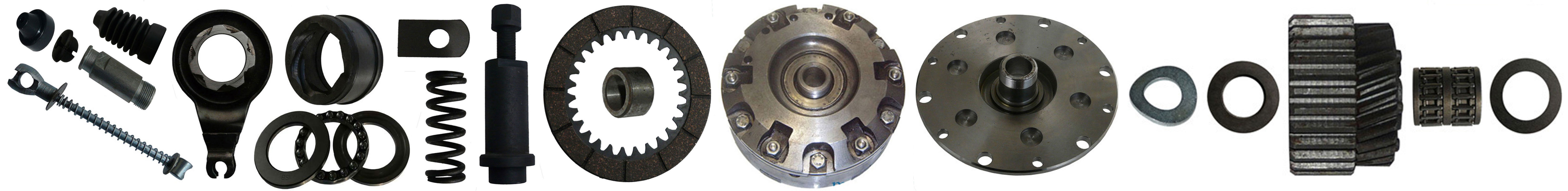 MZ ES 175/1 250/1 Ersatzteile Motor Kupplung