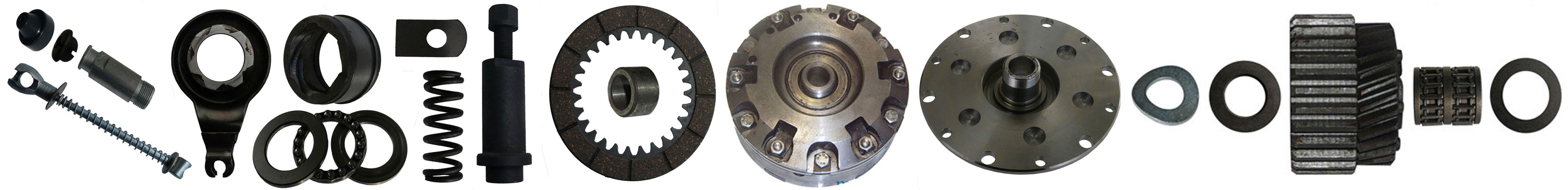 MZ ES 175/2 250/2 Ersatzteile Motor Kupplung