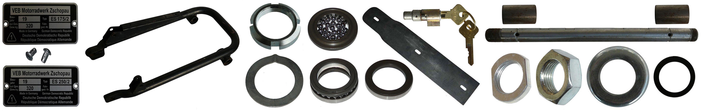 MZ ES 175/2 250/2 Ersatzteile Schwingenträger