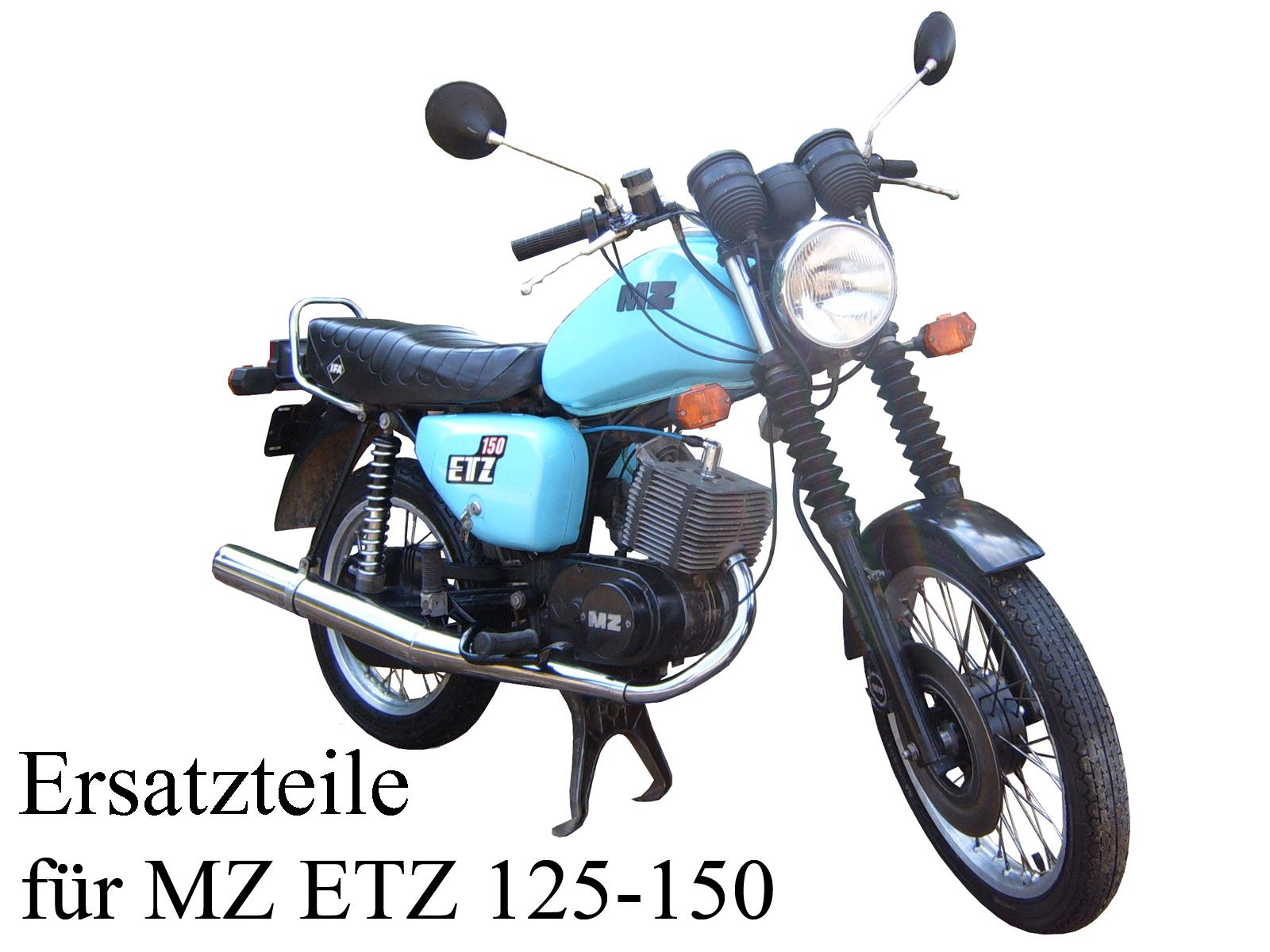 Ersatzteile kaufen für DDR-Motorrad MZ ETZ 125-150