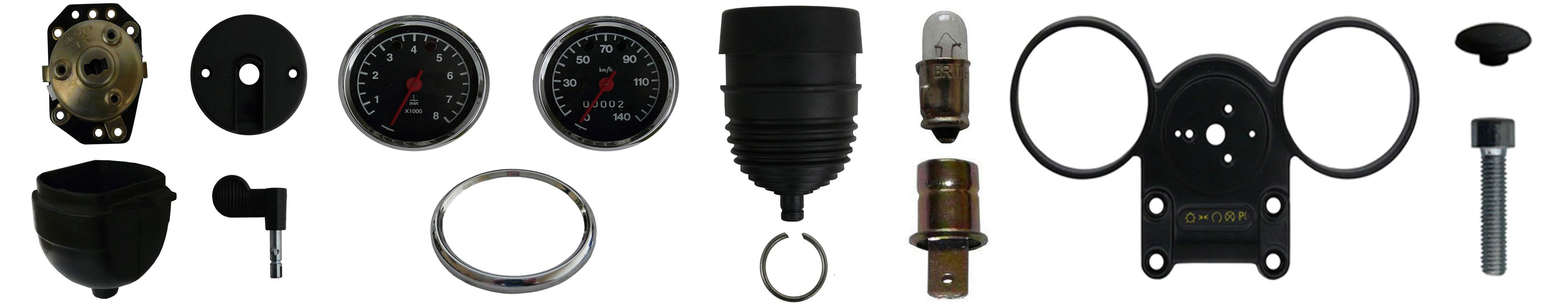 MZ ETZ 250 Ersatzteile Instrumente