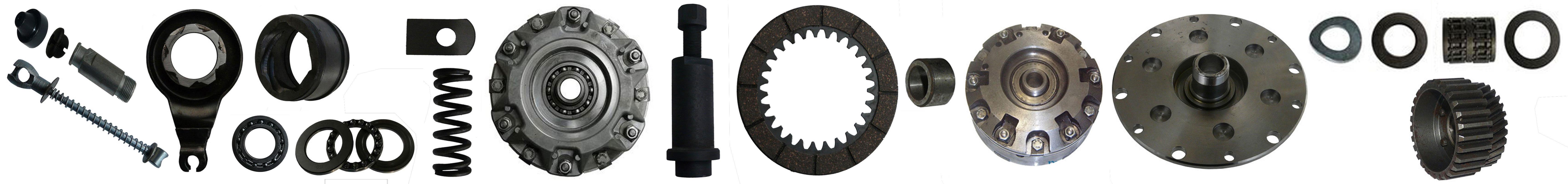 MZ TS 250-0 MZ TS 250-1 Ersatzteile Motor Kupplung