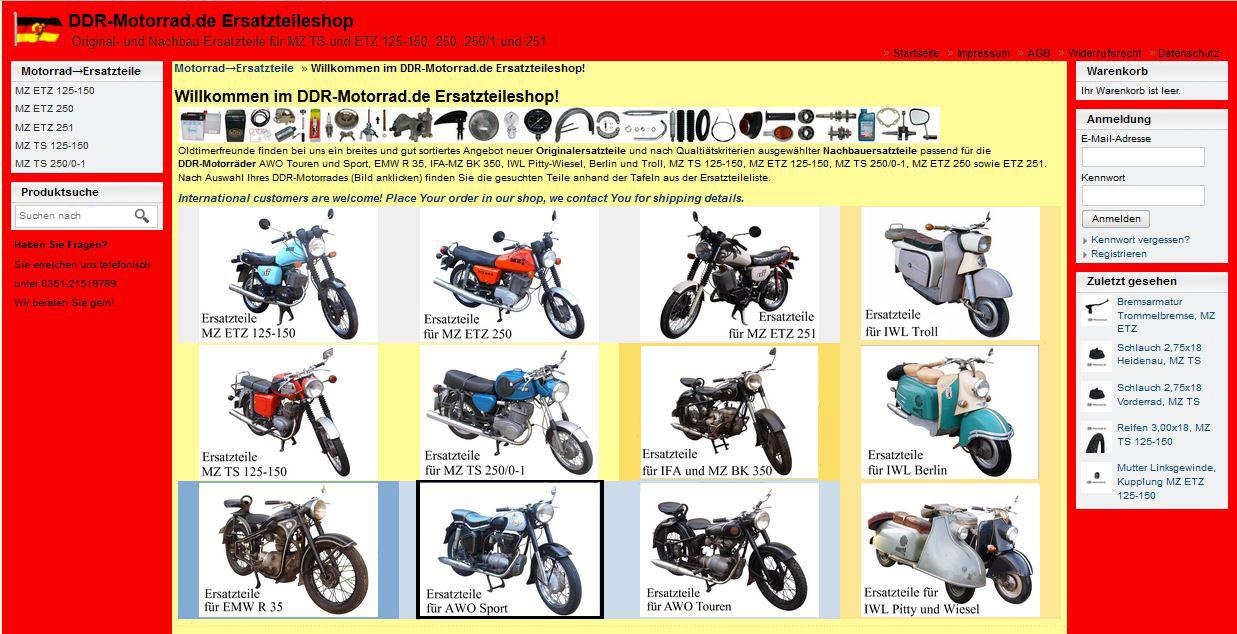 Ersatzteile kaufen für Simson 425 S Sport AWO
